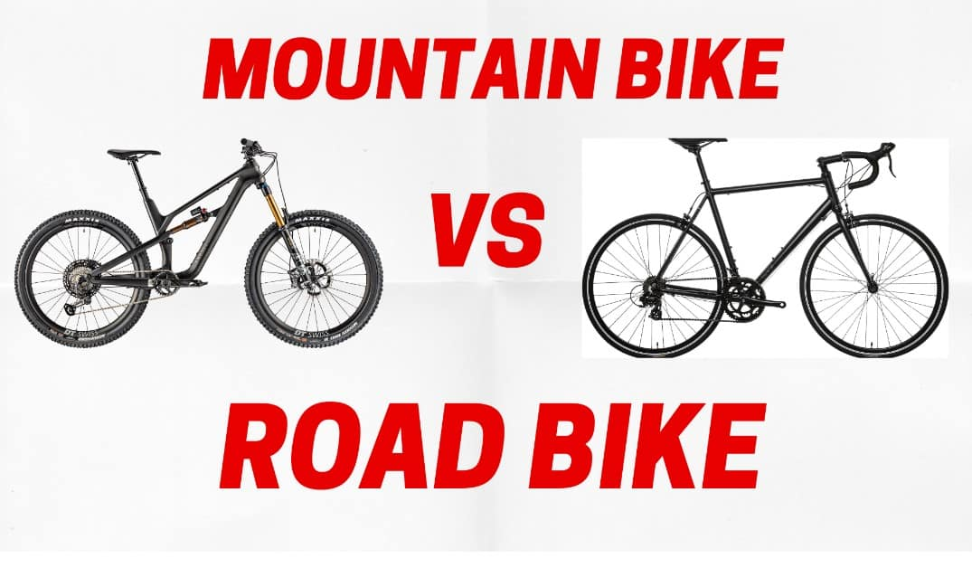 Should I Get A Mountain Bike Or Road Bike