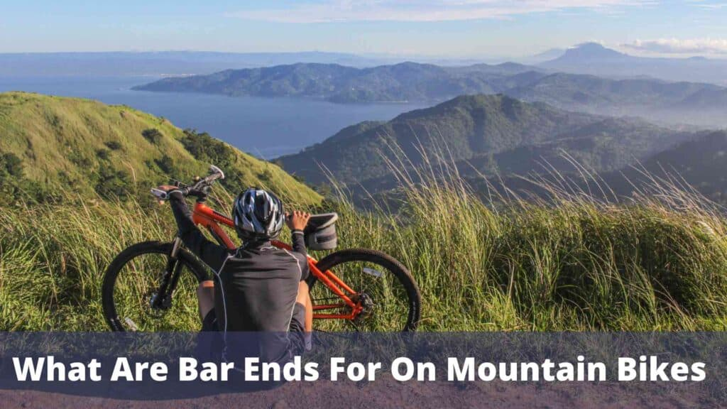 What Are Bar Ends For On Mountain Bikes