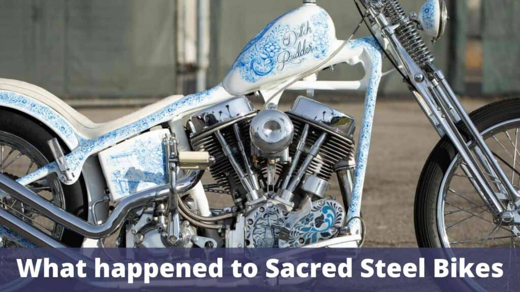 What happened to Sacred Steel Bikes