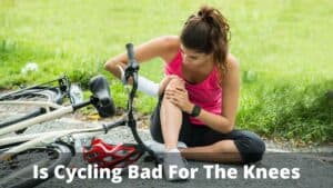 Is Cycling Bad For The Knees