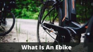 What Is An Ebike
