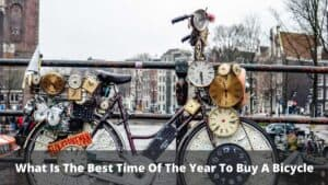 What Is The Best Time Of The Year To Buy A Bicycle